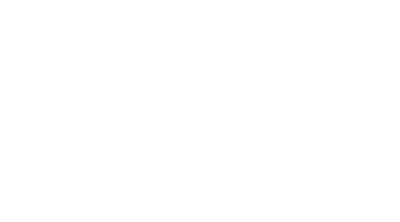 Cement industry