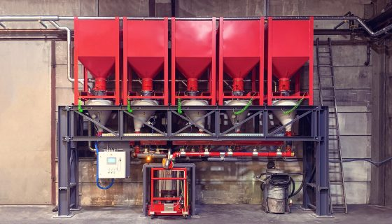 VAUTID dosing and mixing unit